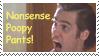 Nonsense Poopy Pants Stamp by Dinosaur-Ryuzako