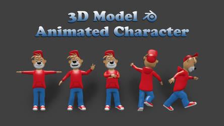 Radio Teddy 3D Model by Jan-Schlosser