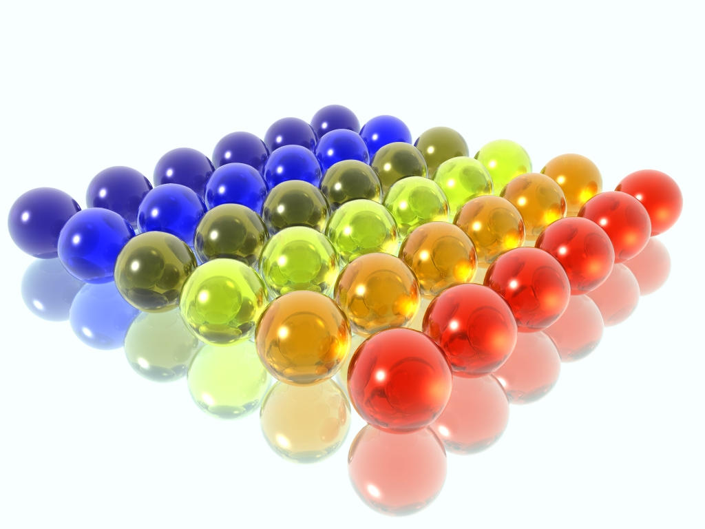colored glass balls of color by bcbomb47 - Colored Glass