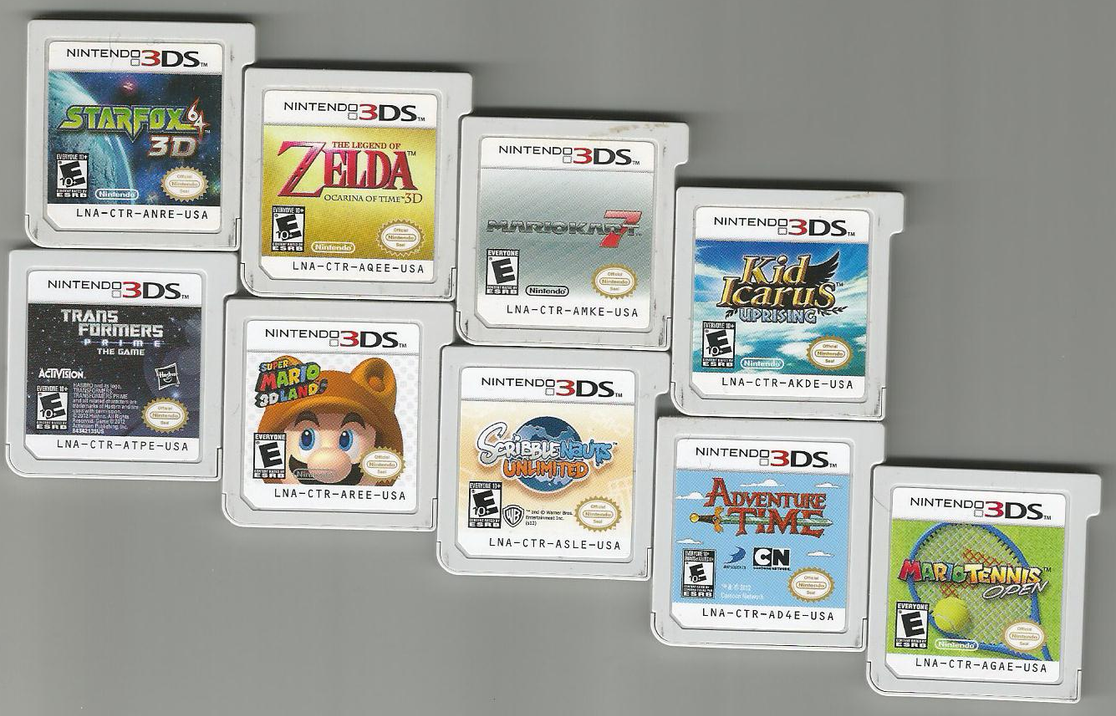 games with download play 3ds