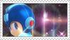 Mega Man shines by Zero-Janitor