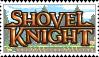 Shovel Knight stamp