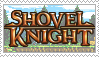 Shovel Knight stamp by Zero-Janitor