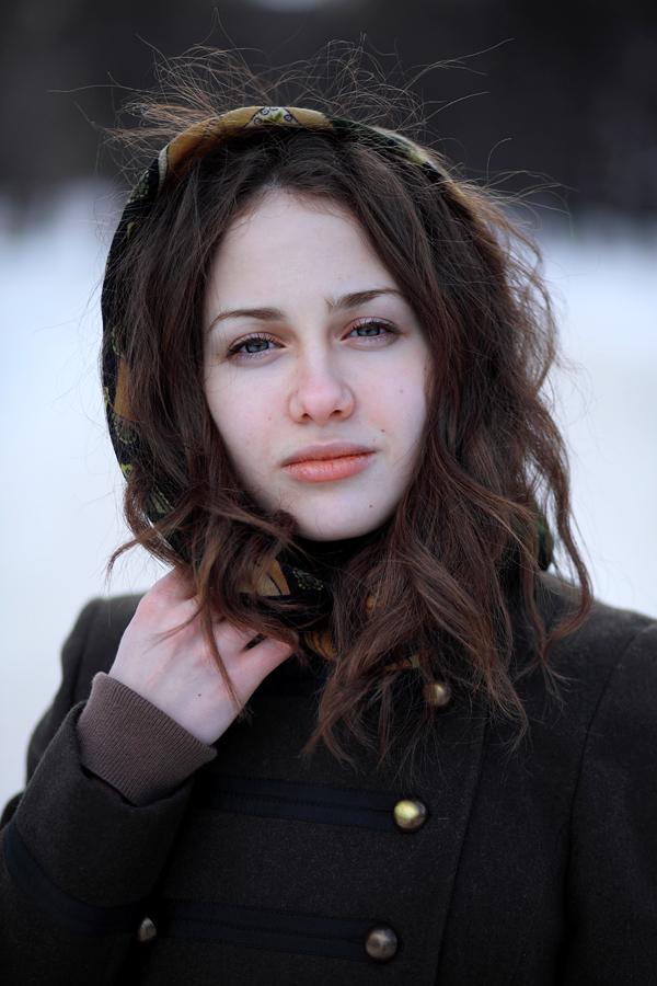 russian beautiful girl picture
