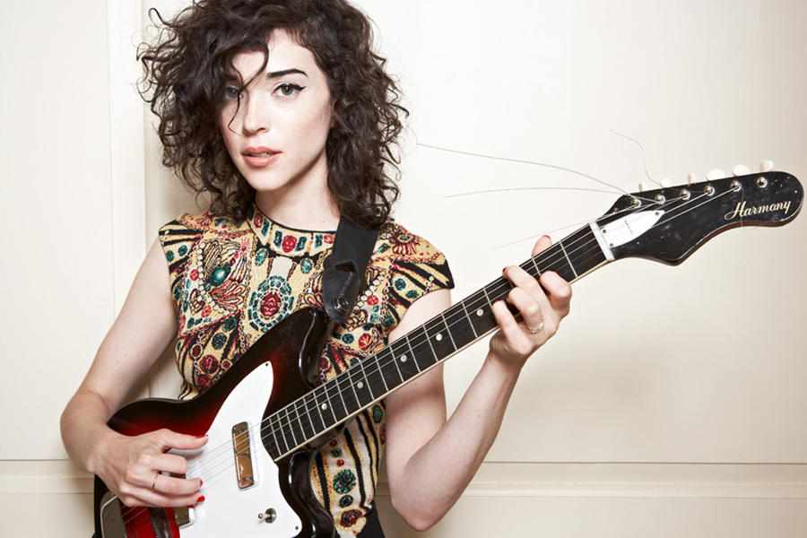 annie clark interview