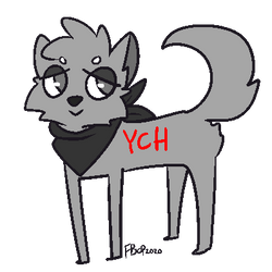 (OPEN YCH) Tiny Pal (UNLIMITED SPOTS!)