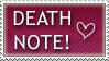 Death Note by Kurasii