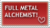 Full Metal Alchemist by Kurasii
