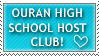 Ouran High School Host Club by Kurasii