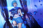 PGSM - Dark Sailor Mercury (Darkury) 2