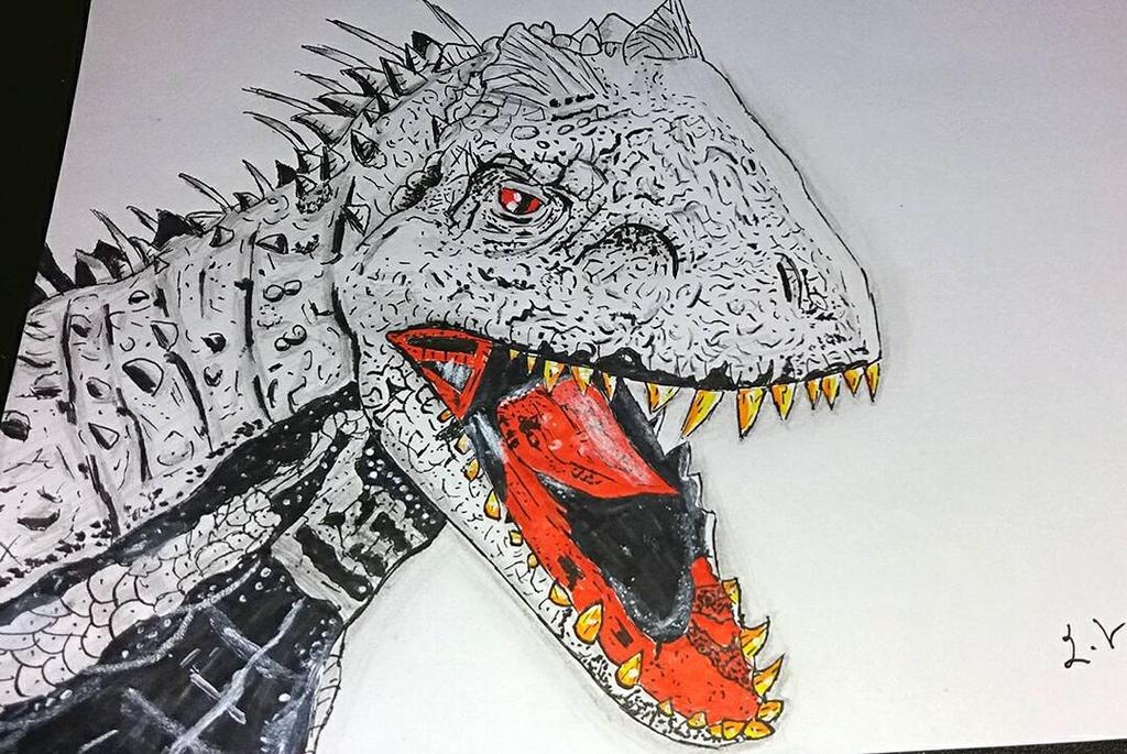 dinosaur  by sofiavalvi