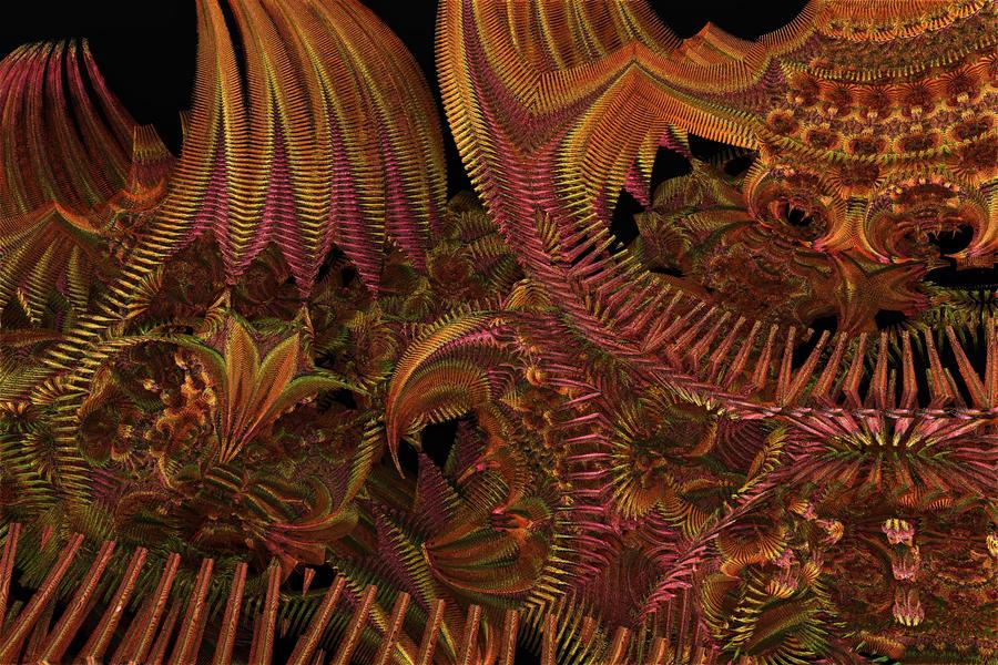 Aliens Garden by Margot1942