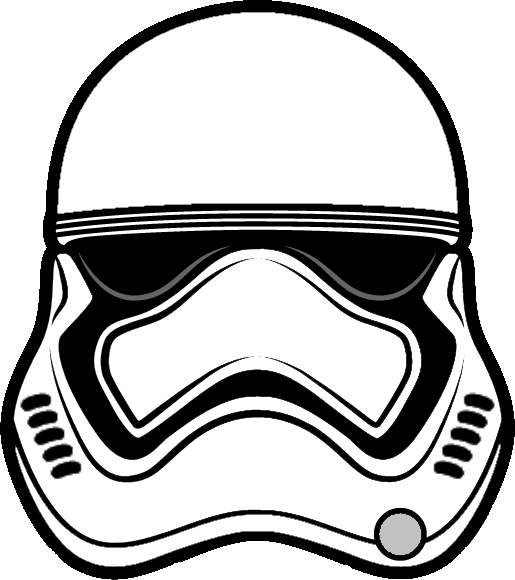 first order stormtrooper helmet by bushido wolf 97 on football helmets clip art eawr football helmet clip art images free