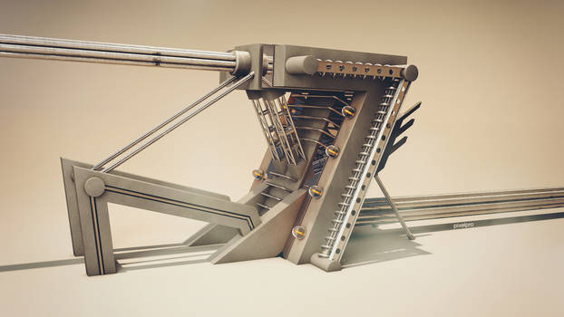 Project Seven 3D Design