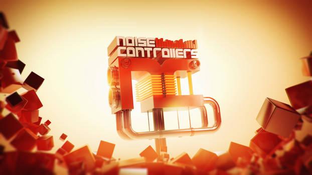 Noisecontrollers 3D Design