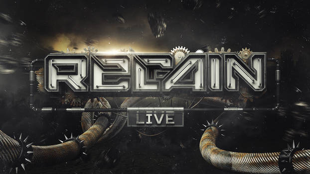 Regain (Live) 3D Design