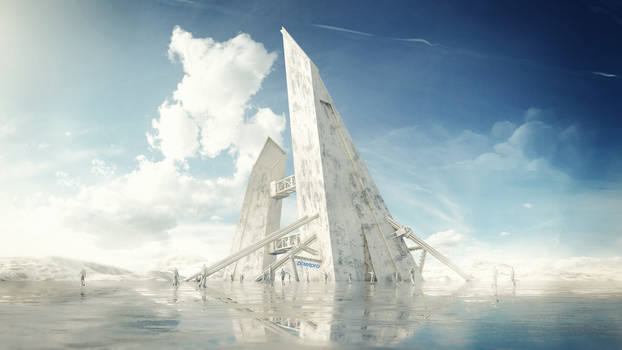 New Horizon 3D Design