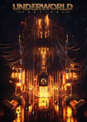 Underworld Festival 2019 Poster