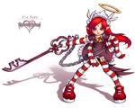 Kia Ryou of Kingdom Hearts