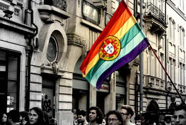 Porto Pride 2011 by Lunazita