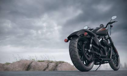 Harley Iron (CGI)