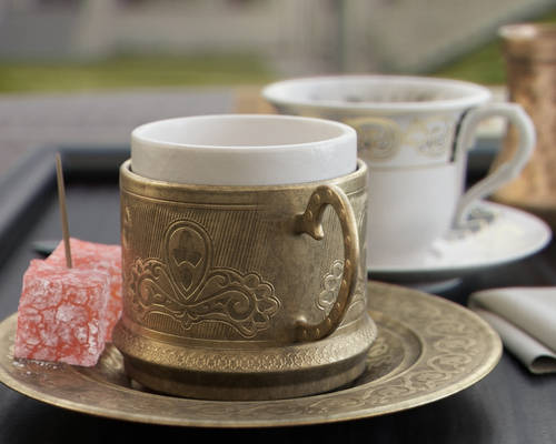 TURKISH COFFEE DELIGHT