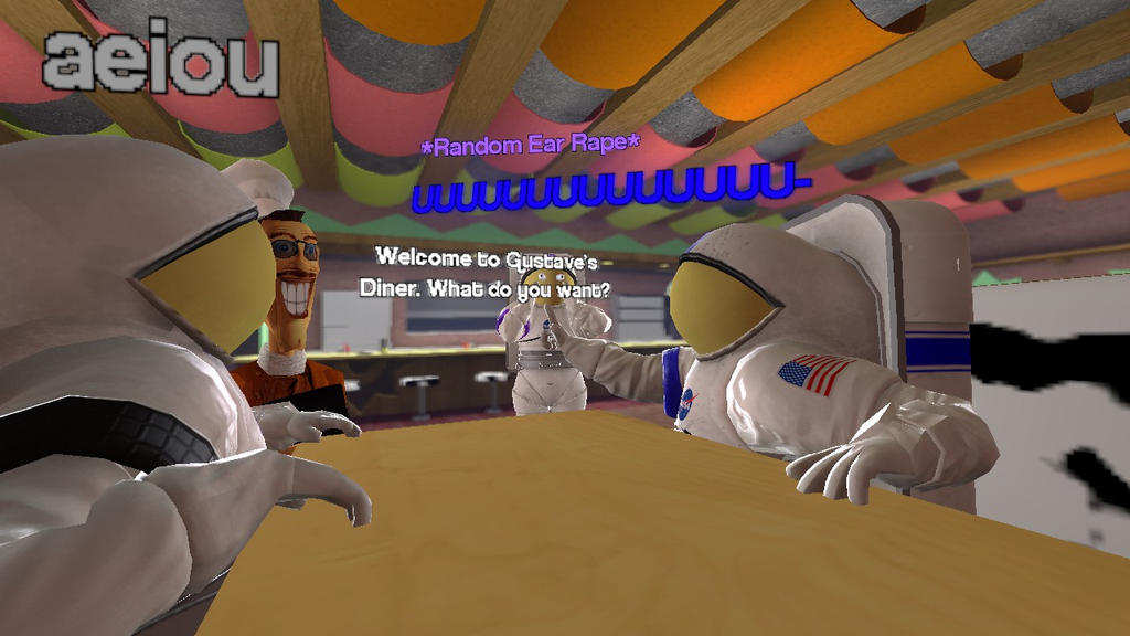 GMod - Moonbase Alpha Text-To-Speech in a nutshell by