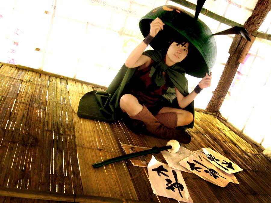 Wandering Artist Issun by tamarpg