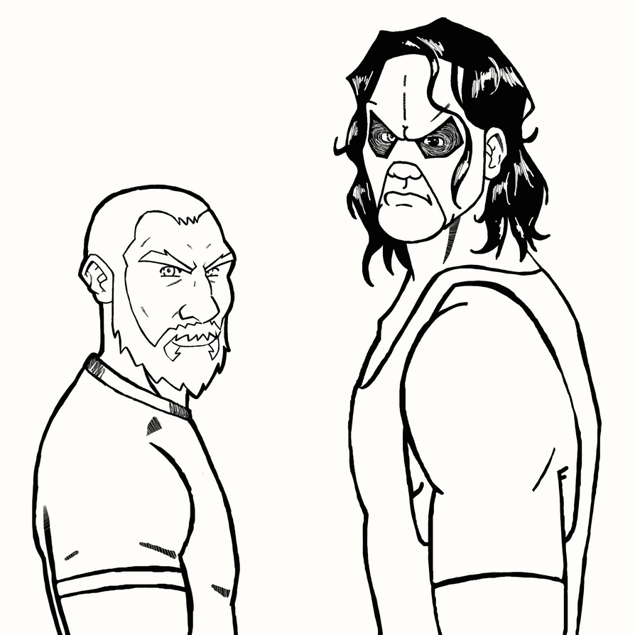 Coloring pages wwe - Free Printable Wwe Coloring Pages For Kids