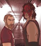 Daniel and Kane