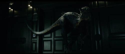 Indoraptor by Snap-Shotz