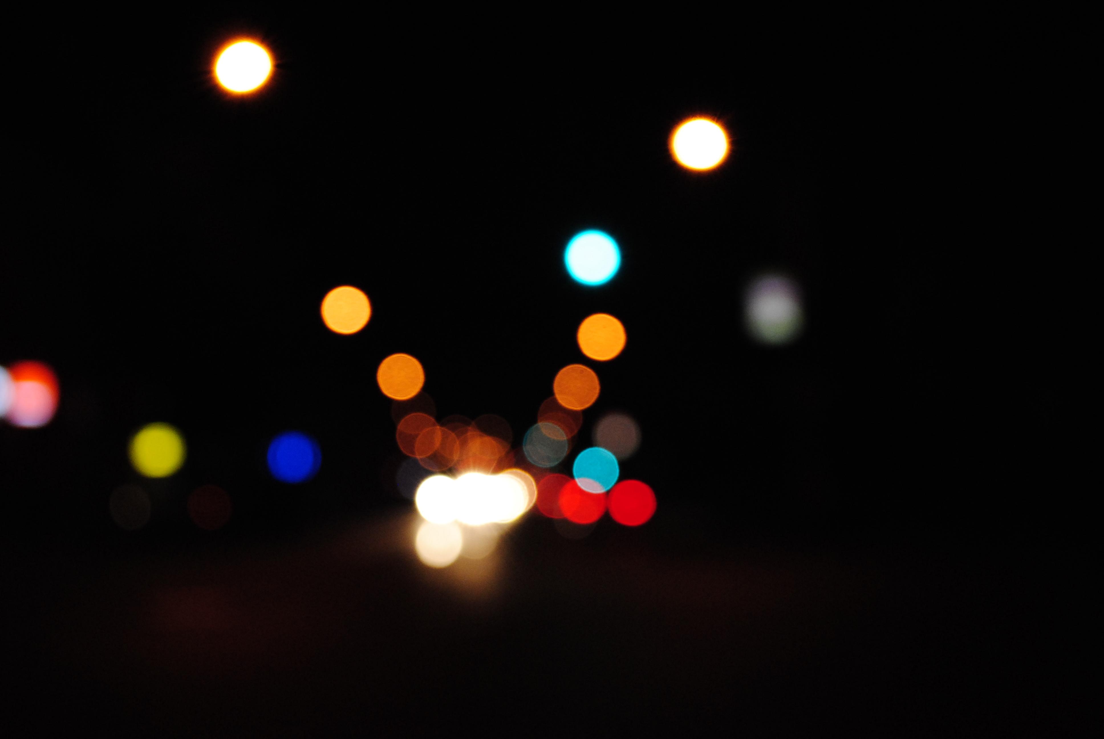 street light bokeh - photo #19