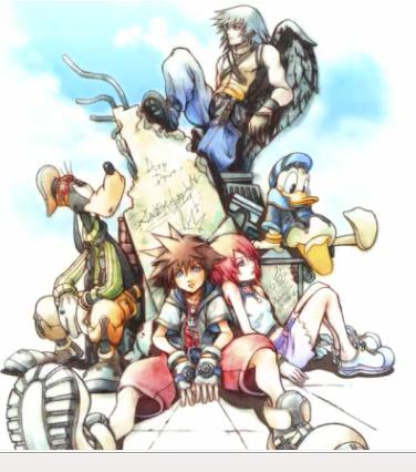 KH Background by Jizeru-chan