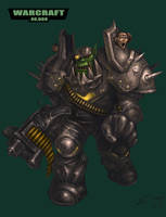 Warcraft 40K vol.2 by Dio-Dong
