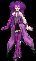 [DT x PDF] .: Purple Ageha Miku :.