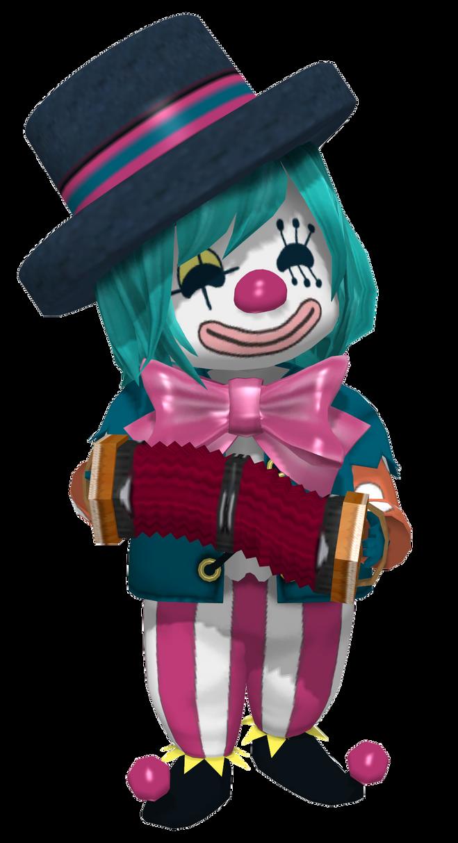 [PDF2nd] .:Karakuri Pierrot Doll:. by PiettraMarinetta