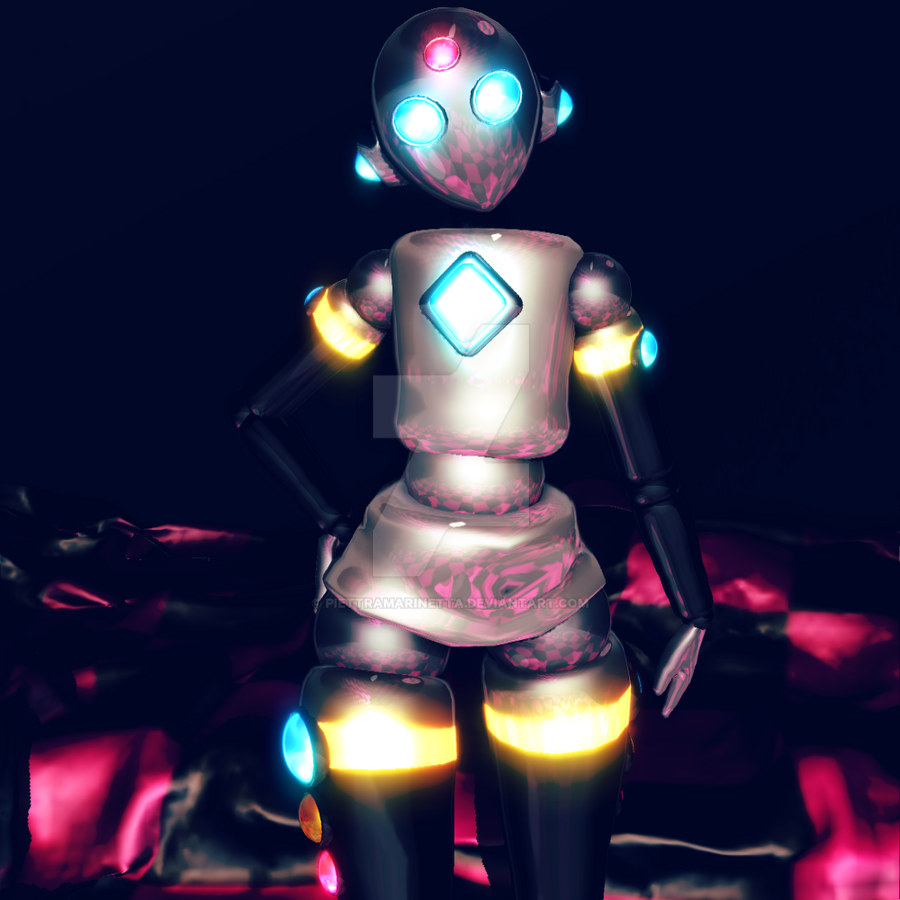 .: Robot :. by PiettraMarinetta