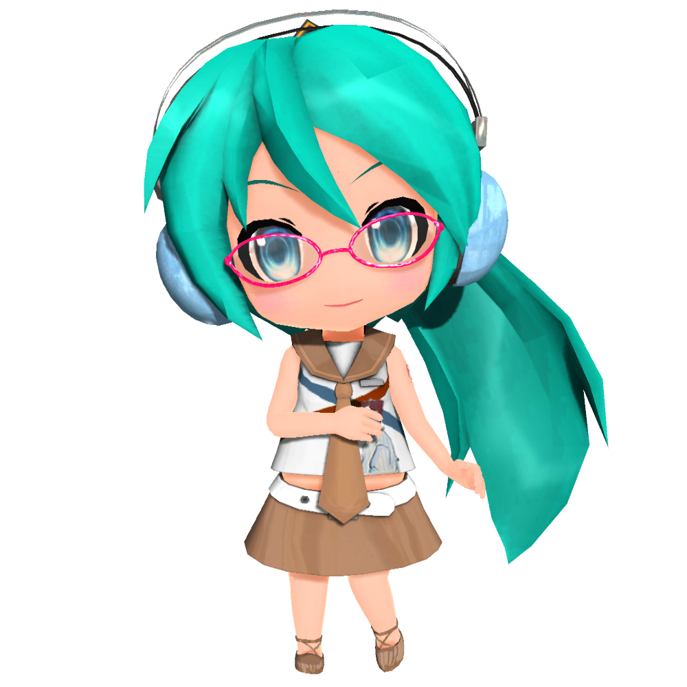 [Project Mirai DX] .: Indie Style :. by PiettraMarinetta