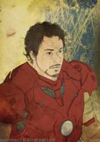 Iron Man by krankker