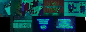 Butch Intermission Clock (W/SB Clips) *BT* Part II
