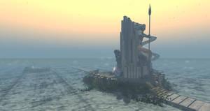 Melusina's Depths Fantasy Faire Second Life