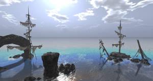 Isle Of Shadows2 Fantasy Faire Second Life
