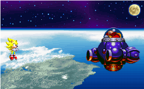 Sonic sprite video by zack-pack