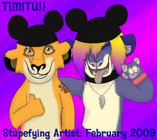 Stupefying Artist: February 09
