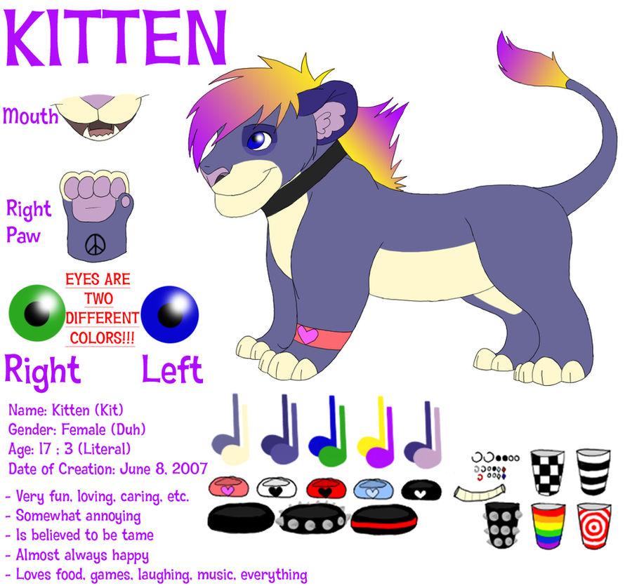 Kitten Reference 2010