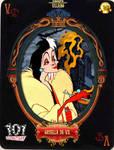 DV Card 14: Cruella De Vil