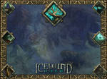 IceWind Dale Map Wall
