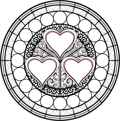 Stained Glass Template 5 By Maleficent84 On Deviantart