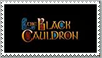 The Black Cauldron Disney Stam by Maleficent84