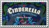 Cinderella Disney Stamp by Maleficent84